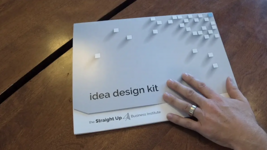 Start Using the Idea Design Kit in 3 Minutes